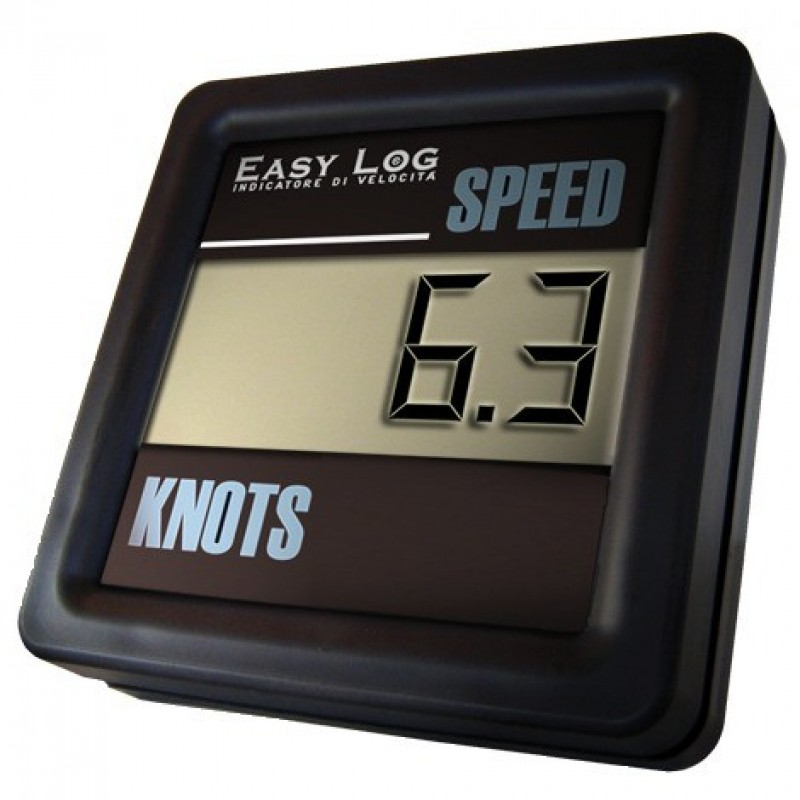 EASY LOG GPS non richiede trasduttore