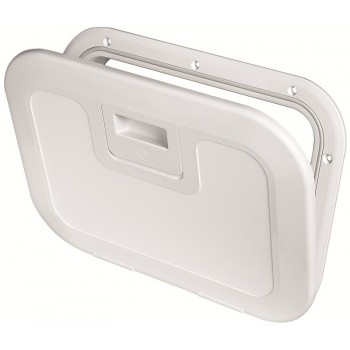 Portello d'ispezione PUSH PULL - 380x280 mm