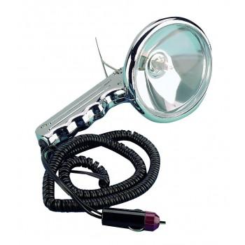 Faro portatile con bulbo ottico Alogeno