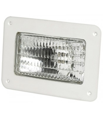 Watertight halogen light