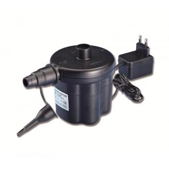 Super gonfiatore elettrico ricaricabile a 220V /12V