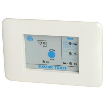 Pannello elettrico di comando WC