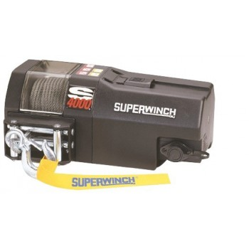 Argano SUPERWINCH 1820 Kg /12V