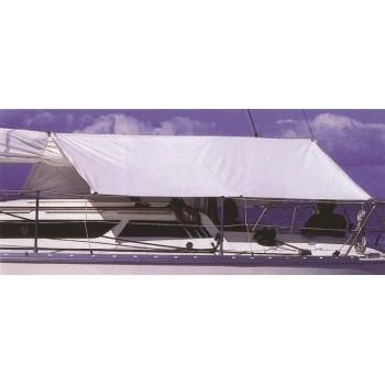 Tendalino parasole 260x230cm per barca a vela