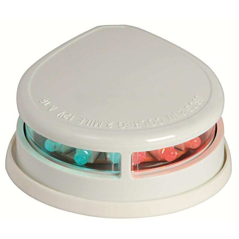 Luce di via EVOLED bicolore in ABS