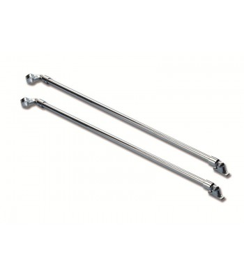 Rear arm kit for hood support
