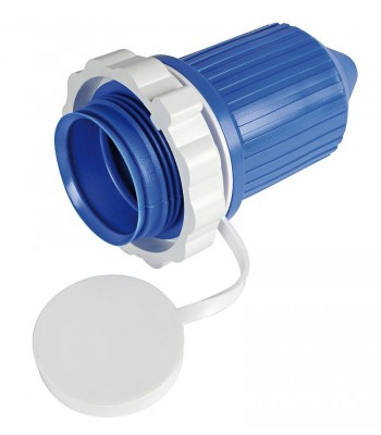Pvc plug watertight 30A