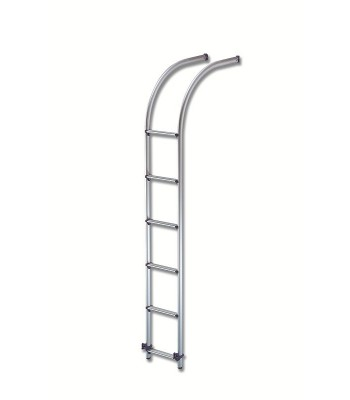 External ladder «Oval series»