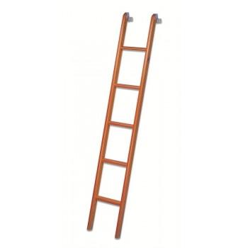 Scala in legno 5 gradini