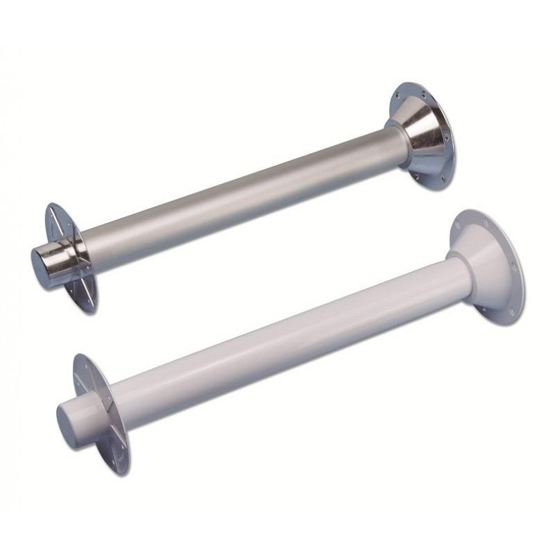 Basi + tubo per tavolo