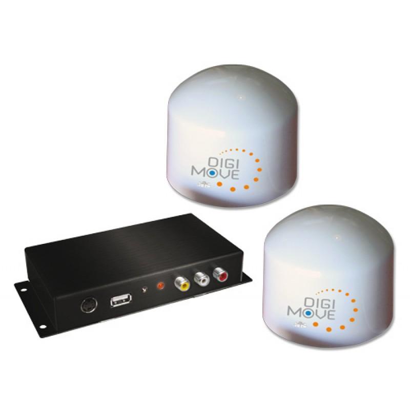 Kit 2 antenne L3110001 e 1 decoder digitale L3172123