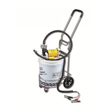 Kit professionale cambio olio con elettropompa