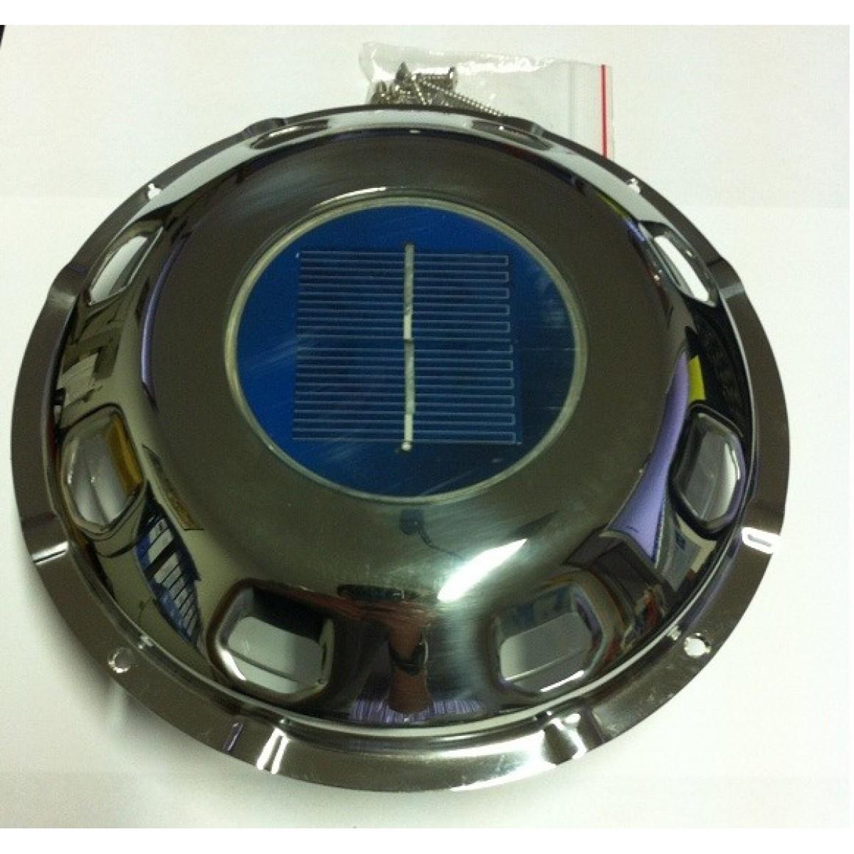 Pannello Solare Con Cd : Areatore con pannello solare attrezzature di coperta