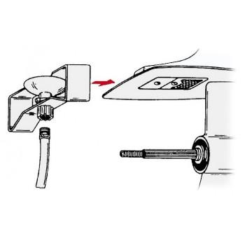 Cuffia Motor Flusher