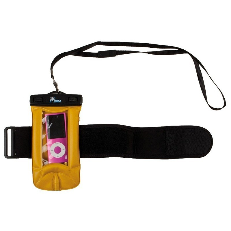 Contenitore stagno porta i-Pod con camera anti-shock