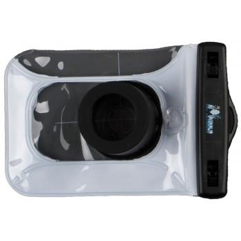 Custodia fotografica  con camera gonfiabile antishock per modelli con zoom telescopico