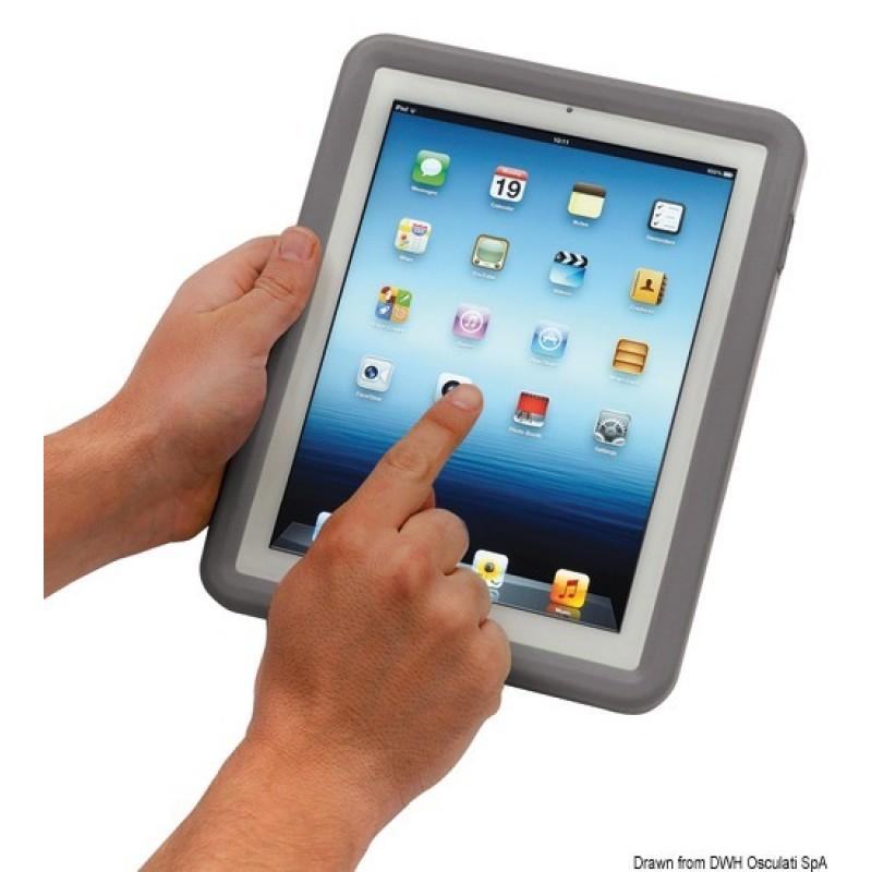 Custodia impermeabile IP67 SCANSTRUT per iPad