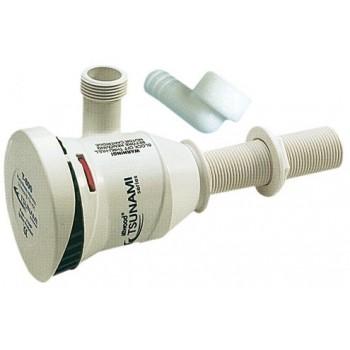 Pompa elettrica ATTWOOD per aerazione e riciclo acquari e vasche delle esche