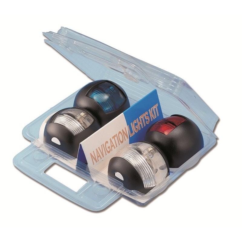 Kit luci di navigazione «Orsa Minore» 12mt