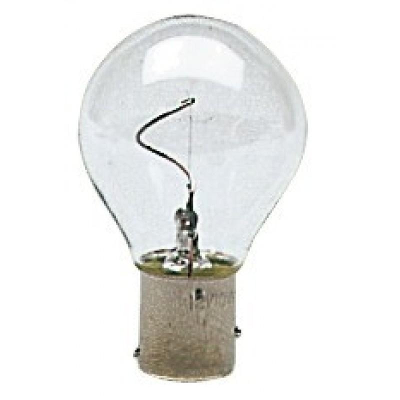 Lampadina a filamento verticale a poli disassati per luci navigazione