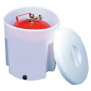 Contenitore per bombola gas