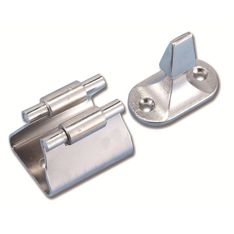 Cricchetto in acciaio inox Aisi 316