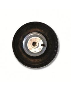 Ruota di ricambio per ruotino in metallo