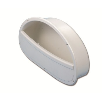 Tasca laterale portaoggetti in ABS modello «Round - Robin»