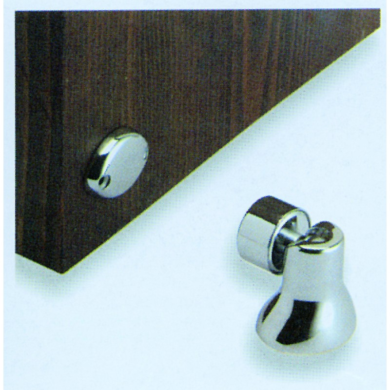 Fermaporta magnetico orientabile