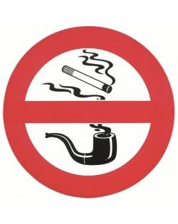 Divieto autoadesivo NO SMOKING