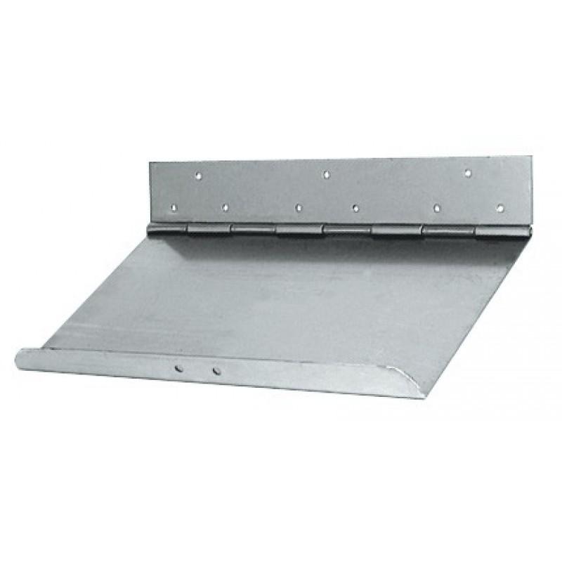 Flap serie Standard lame acciaio inox