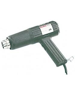 Riscaldatore a due velocità per tubi pvc e guaine termoretraibili