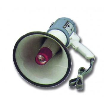 Megafono elettronico con impugnatura