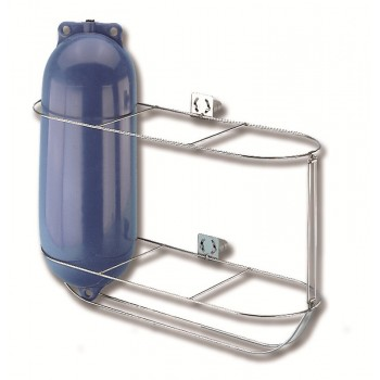 Portaparabordi reclinabile adatto per contenere 3 parabordi