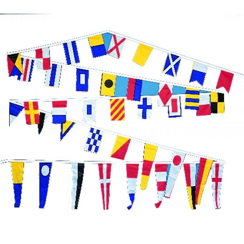 Bandiere Navigazione Gran Pavese