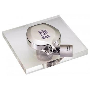 Dispositivo antifurto per tappi imbarco - SCRITTA GAS