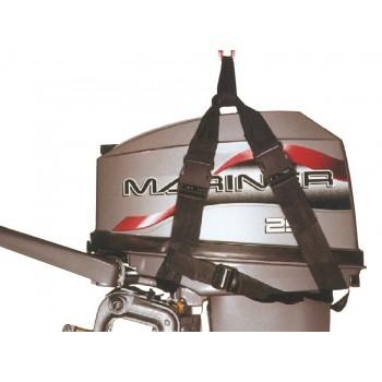 Imbragatura di sollevamento per motori fuoribordo max 15HP