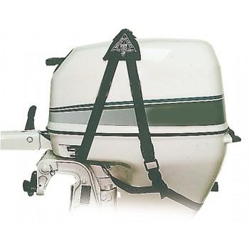 Imbragatura di sollevamento per motori fuoribordo - HP 15 - kg 35