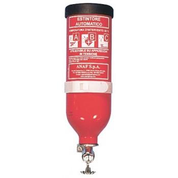 Estintore automatico a pioggia di polvere 1kg