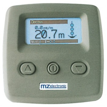 Pulsantiera + contametri salpa ancora MZ ELECTRONIC