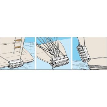 Parabordo in PVC gonfiabile ad uso speciale ANCHOR