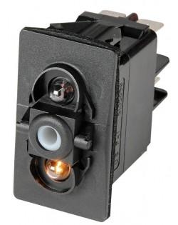 Interruttore a LED ROSSI CARLING SWITCH 12V