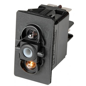 Interruttore a LED ROSSI CARLING SWITCH 12V