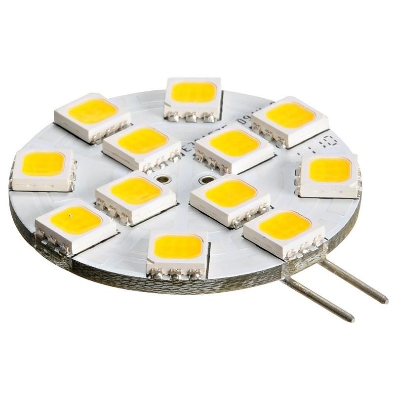 Lampadina LED SMD zoccolo G4