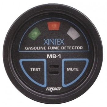 Rilevatore di gas benzina con 1 sensore XINTEX MB-1