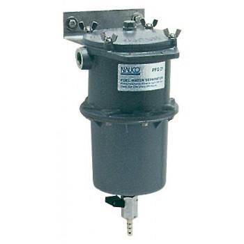 Prefiltro centrifugo separatore acqua/carburante (gasolio o benzina)