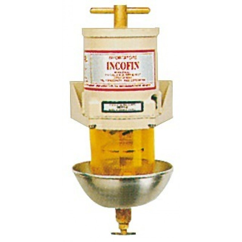 Filtro per gasolio RACOR - Versione singola
