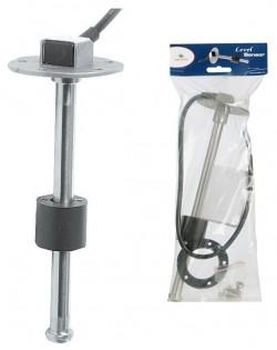 Indicatore sensore galleggiante verticale acqua/carburante  240/33 Ohm