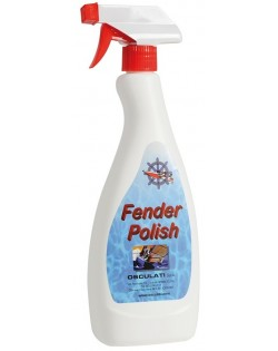 Detergente per parabordi Fender Polish 750 ml