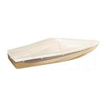 Telone TESSILMARE per ricovero barche con parabrezza e Day Cruis